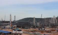 Lilama 10 Joint Stock Company: Complete schedule - Nghi Son Petrochemical Project