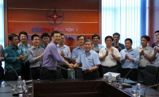 LILAMA 10 Join Stock Company: Singed Contract with Nghi Son 1 Thermal Power Company